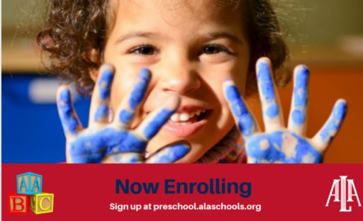 NEW Preschool & Pre-K at ALA