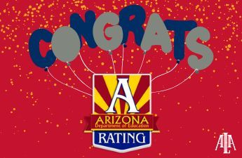 Gilbert South Receives 'A' Rating!