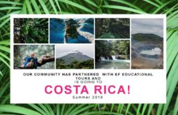 ALA is going to Costa Rica!