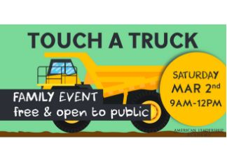 Touch a Truck at Signal Butte