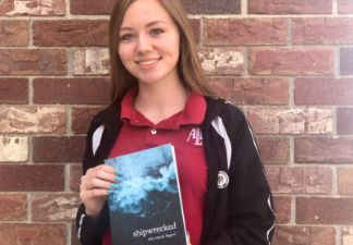 Ironwood Sophomore Publishes First Book