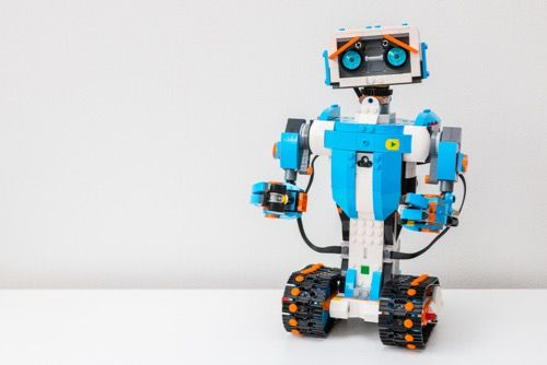 Sign-up for our LEGO Robotics Camp!