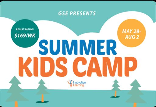 Innovator Adventure Camp at GSE