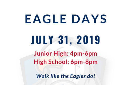 Eagles Days - 2019