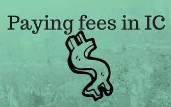 Paying Fees in IC