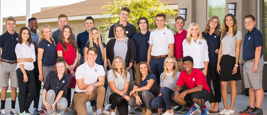 American Leadership Academy Queen Creek High School Student Government 2016-2017