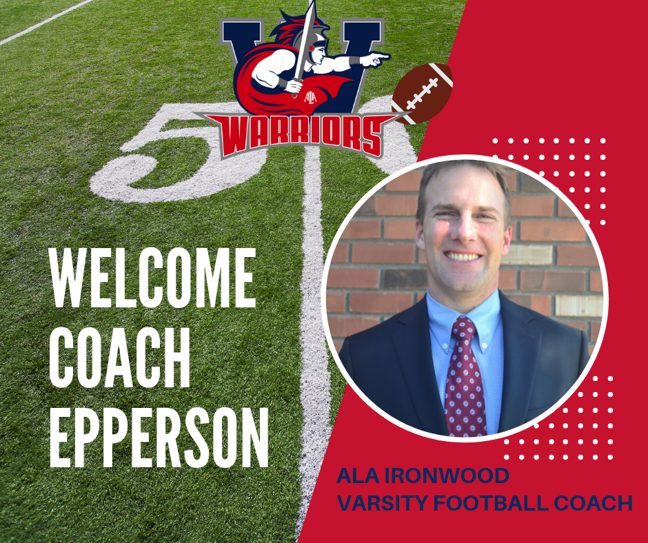 ALA Ironwood Hires New Football Coach | Post Details